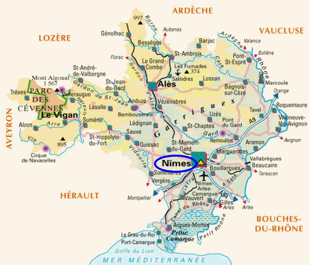 Tourisme - Office du tourisme languedoc roussillon ...